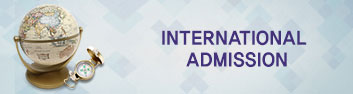 International Admission